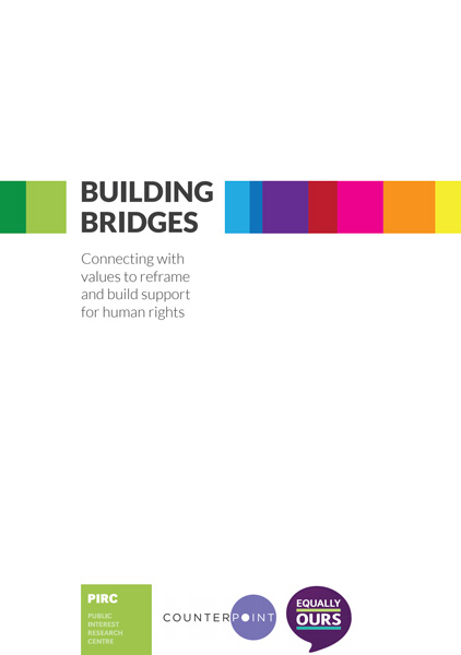 Building Bridges: Connecting with Values to Build Support for Human Rights