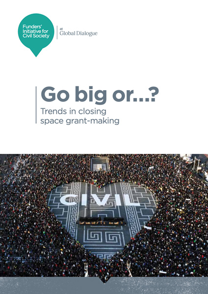 Go big or…? Trends in Closing Space Grant-making