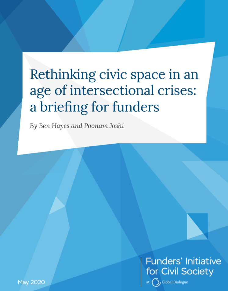 Rethinking civic space in an age of intersectional crises