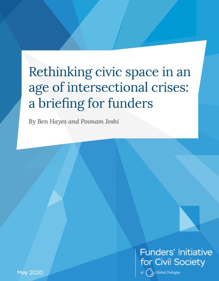 Repensar el espacio cívico en tiempos de crisis interseccionales